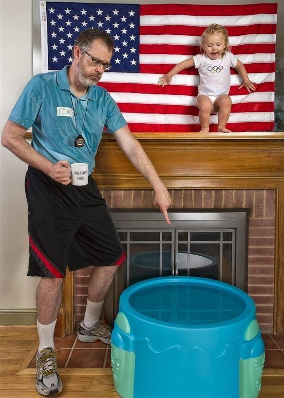 Father/Daughter pictures are the funniest thing ever