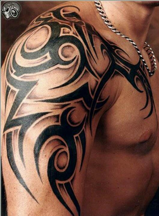 Mens tattoo. Love it.