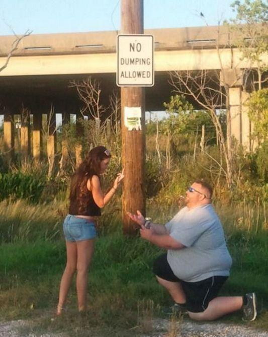 Terribly Funny Marriage Proposal Fails