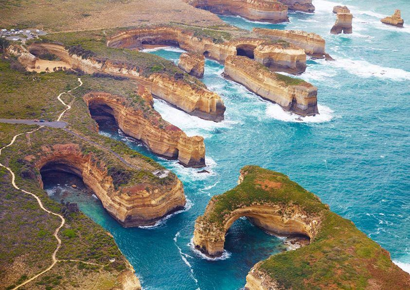 Lord Arch George, Victoria Australia by unknown
