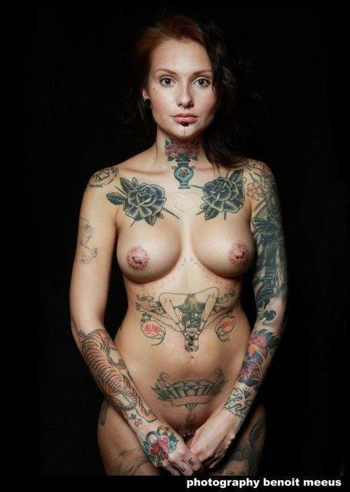 Full body Tattos