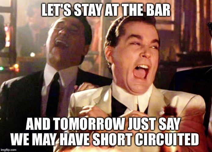 Good Fellas Circuit Hillarious Short