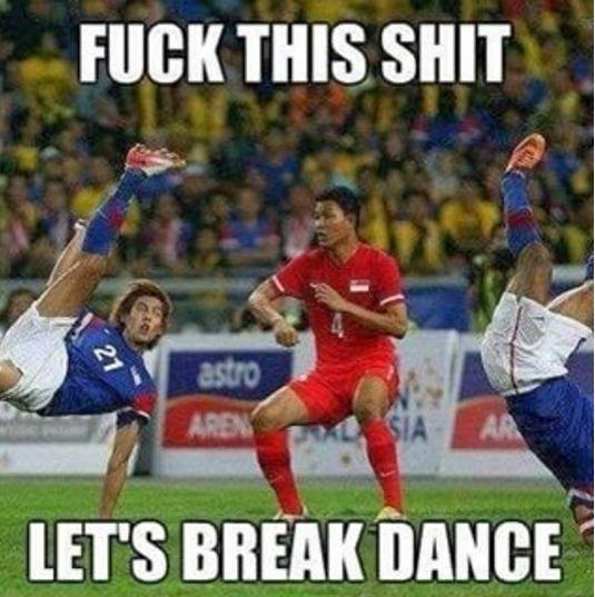 Lets break dance