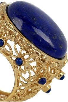 Isharya ring Lapis Lazuli