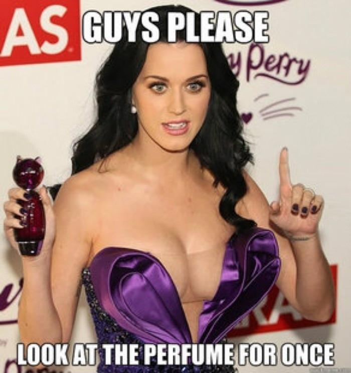 What Perfume... LOL