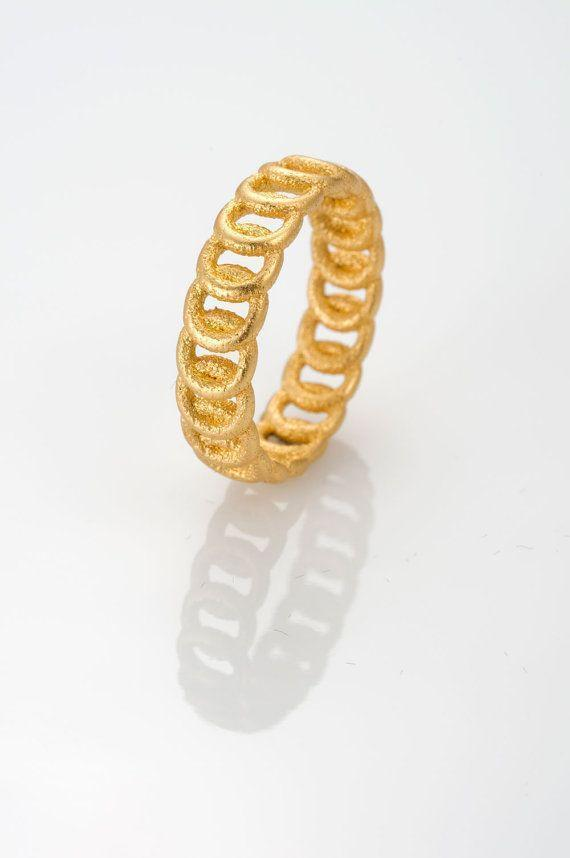 Gold Plated Rings Ring