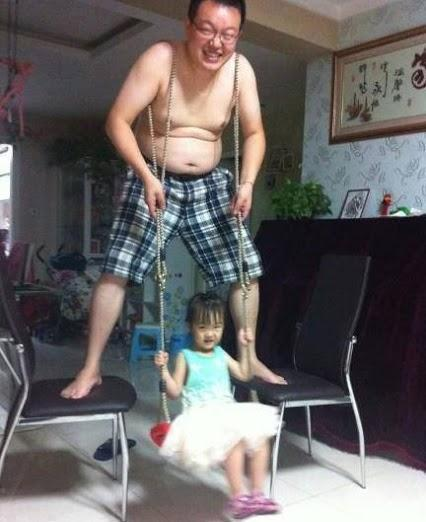 Father of the year !