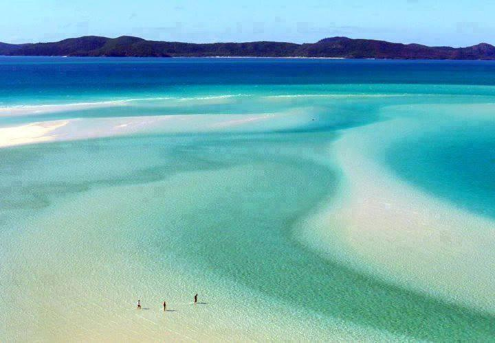 Whitehaven Beach, Australia... amazing!