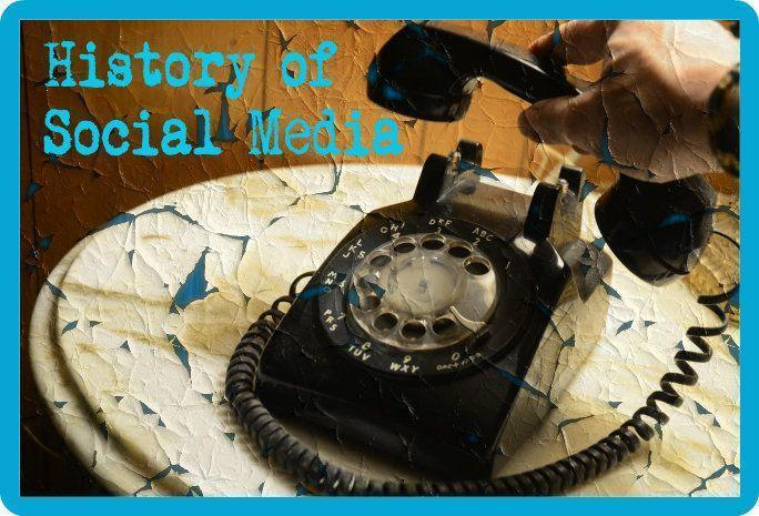 Reflecting on the History Of Social Media
