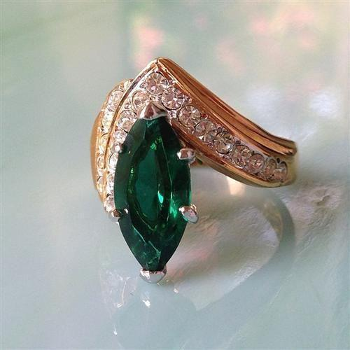 Emerald Green Marquis