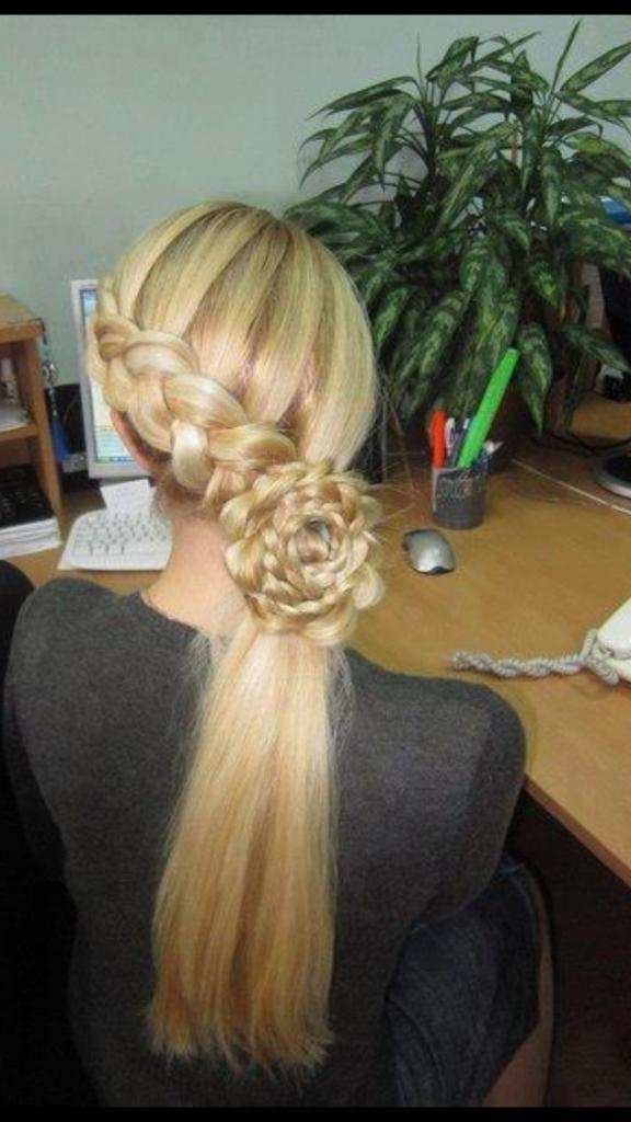 Amazing lovely Hairstyles