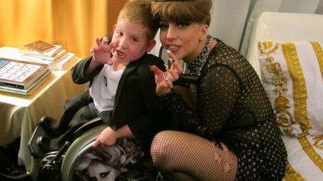 Lady Gaga and her fans