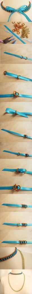 DIY Fashionable Necklace