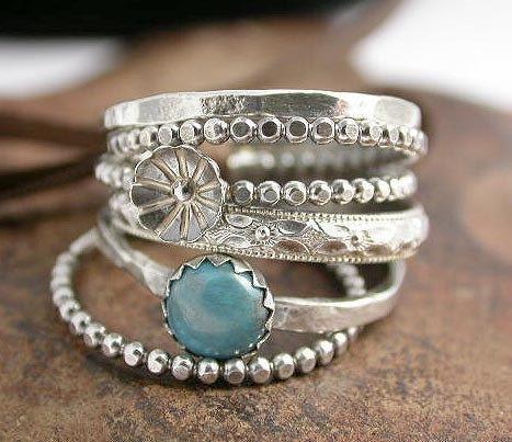 So cute, I love rings