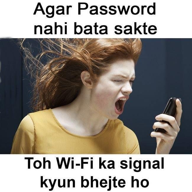 Agar Password Nahi Bata Sakte
