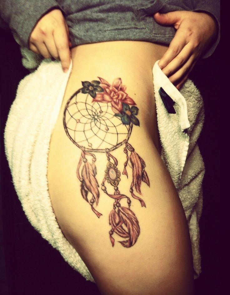 Placement!! This is where I want my hip thigh tattoo!