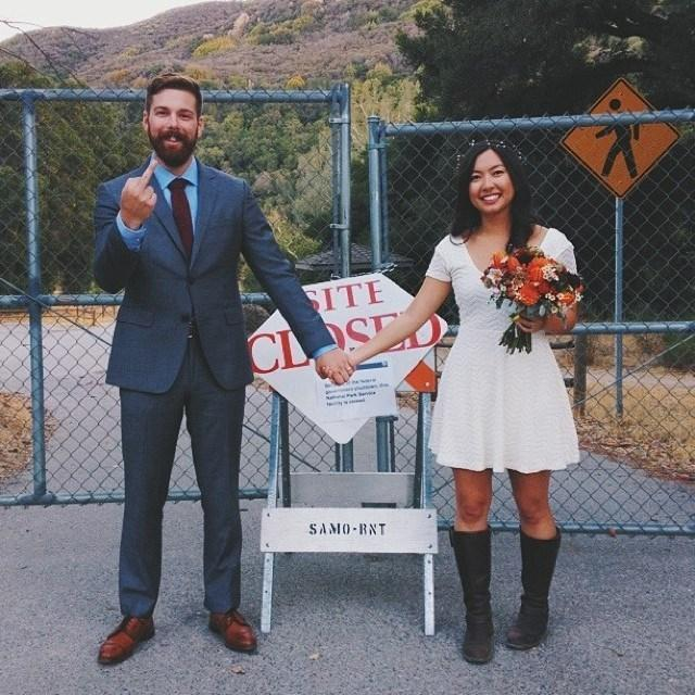 Government shut down leads to reschedule Marriages