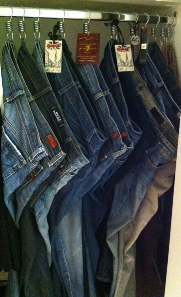 Seriously Life-Changing Clothing Organization Tips