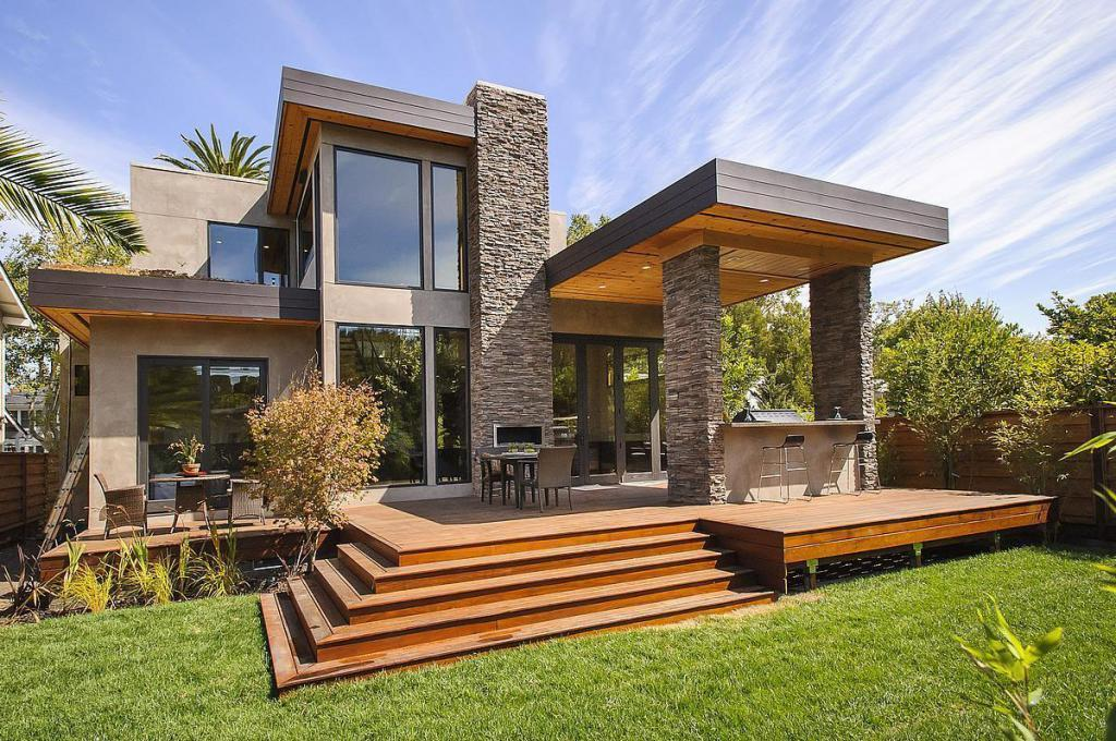Sydney modular home design california