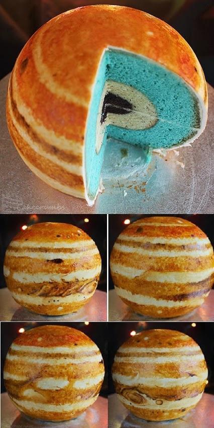 Jupiter cake