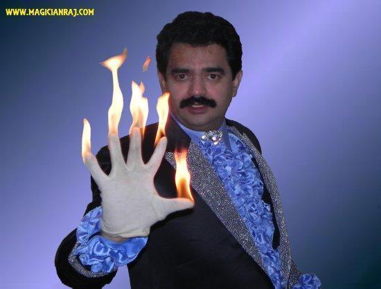 illusionist Raj