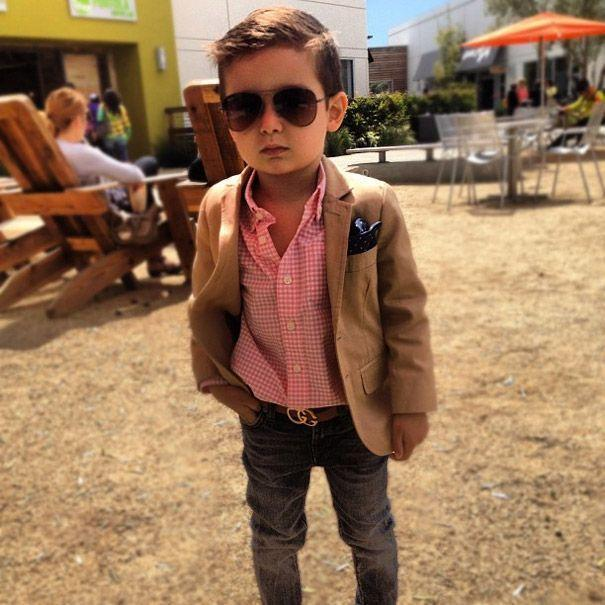 19 Kids Who Probably Dress Better Than You  Bored Panda