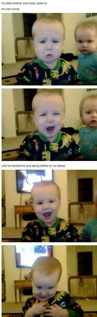 hahahahahah dying. the last picture is hilarious