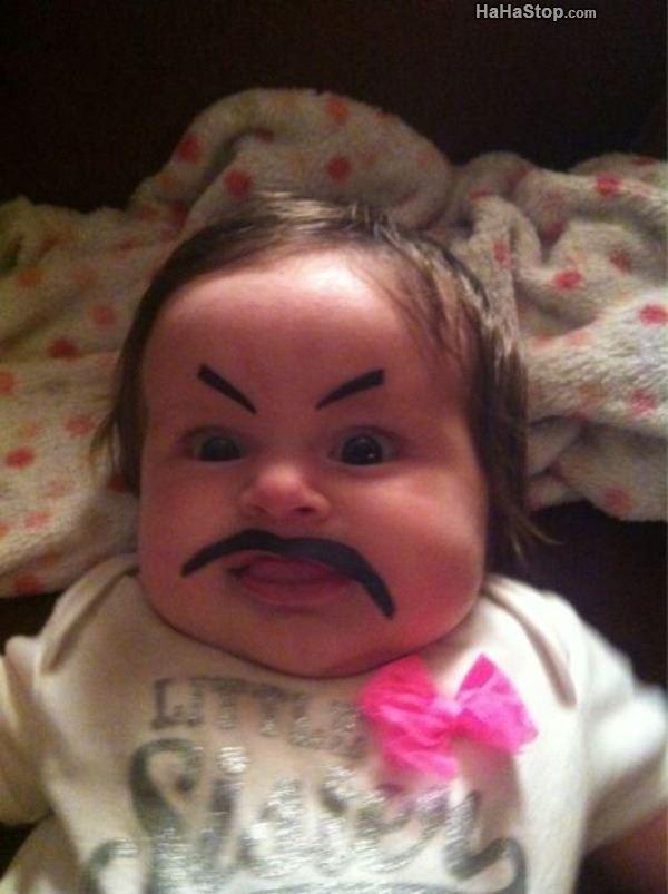 Nice Mustache3660