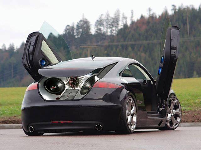 Audi TT Photos