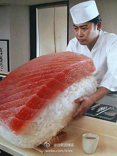 sushi!!! could you handle this
