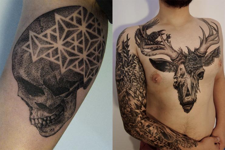 tattoo inspiration gregorio marangoni