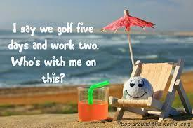 Funny golf joke