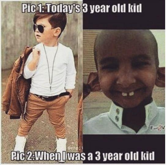 Funny Pics Of Kid