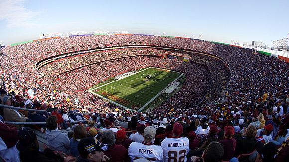 FedEx Field - Washington Redskins