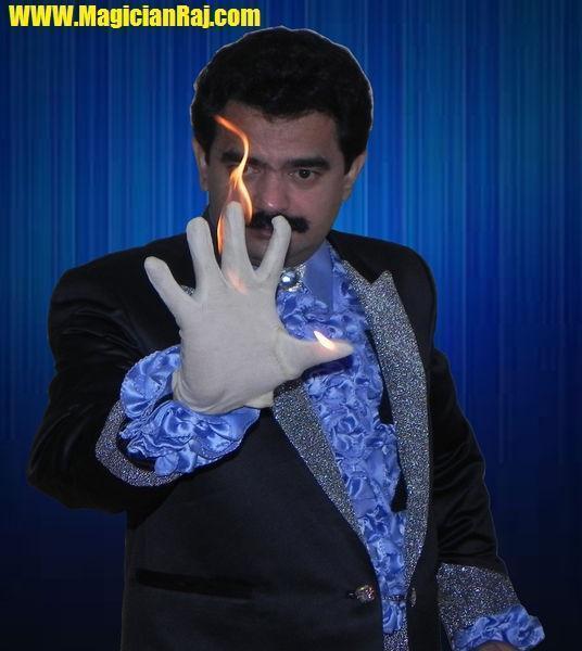 King of Magic Magician Raj