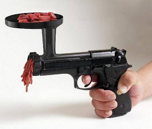 gun shoot.