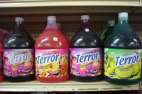 Terror  Juice That Bites Back!