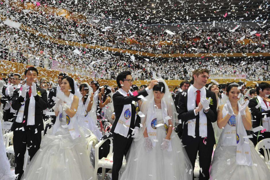 Korean Wedding Ceremony