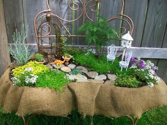 Mini Garden Design for Your Kids