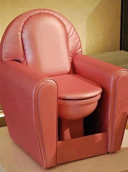 now..THIS is a toilet.