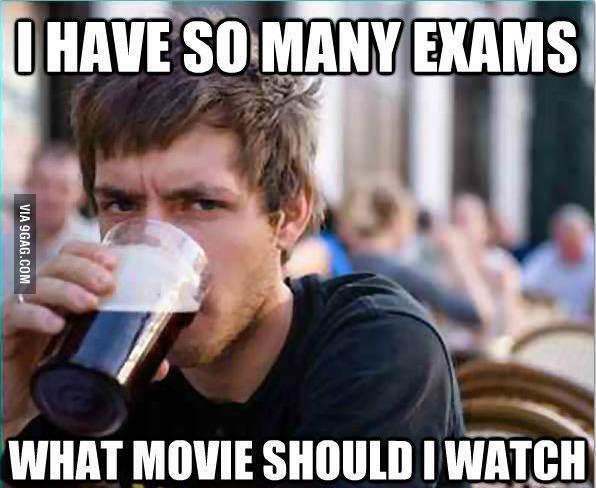 Student life... lol
