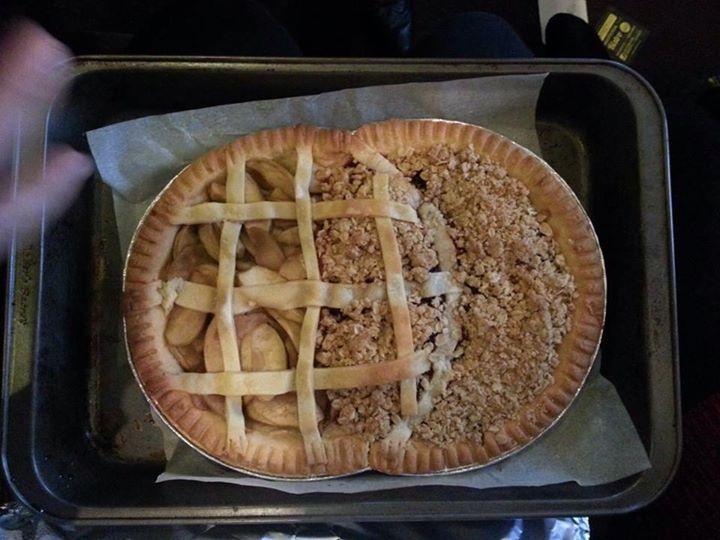 It's a Venn Pieagram