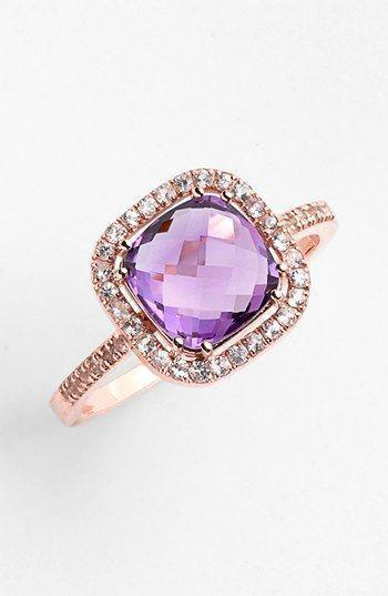 Purpul Ring