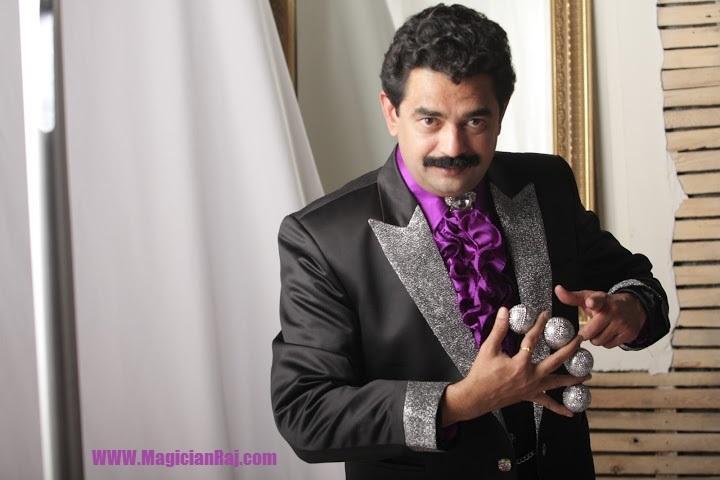 Mississauga Magician Raj