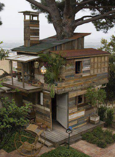 Tree House, Hyeres, France