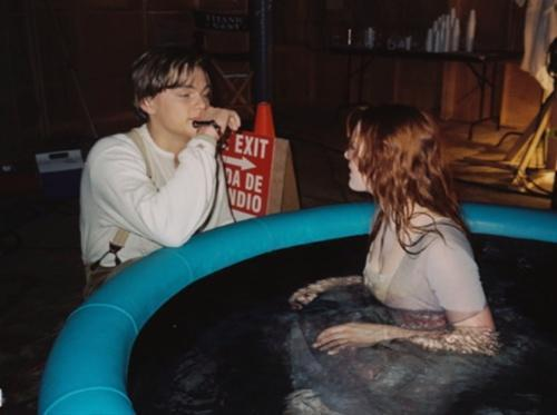 That moment when you find out Titanic was filmed in a plastic pool and