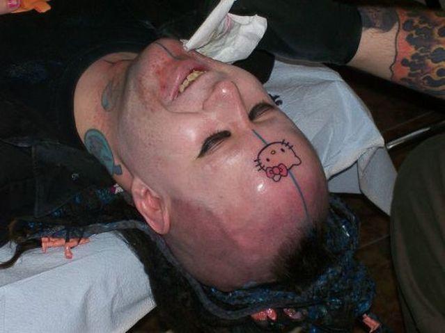 WTF Tattoos!