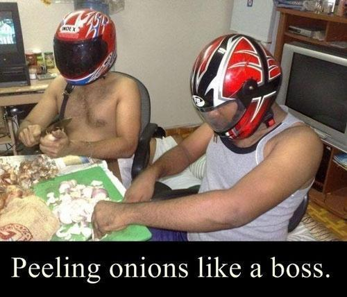 How to Peel Onions?