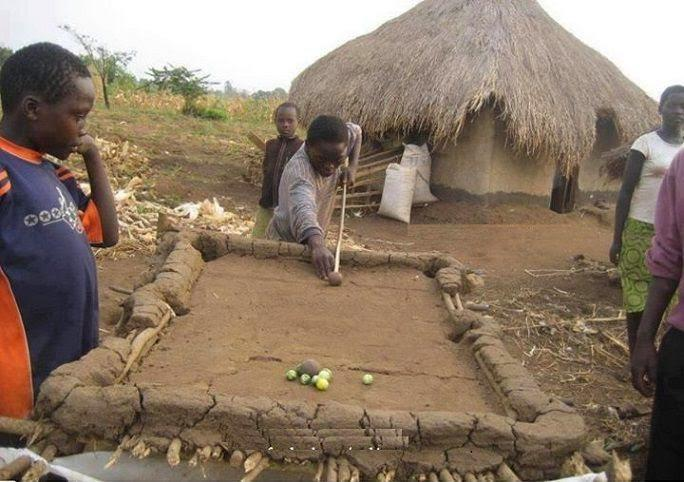 real snooker