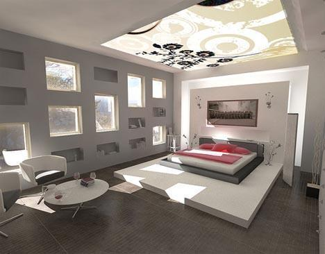 Bed room Design